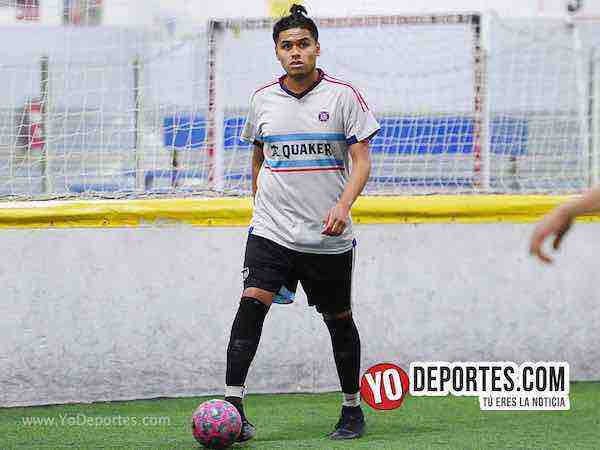 Nacional contra Morelos Jr. semifinal de recopa en la Liga Matehuala de Melrose Park