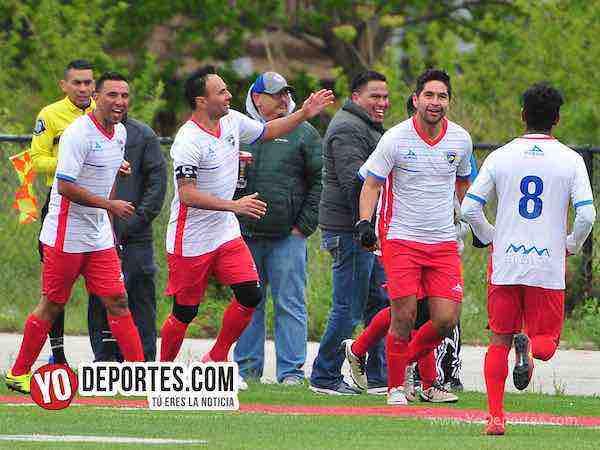 Con goles de Sergio Blancas Real Celaya derrota al San San