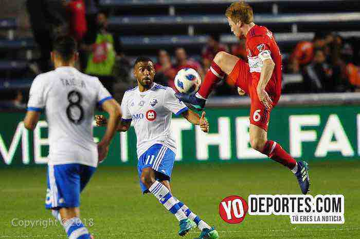 Piette-Chicago Fire-Montreal Impact Toyota Park