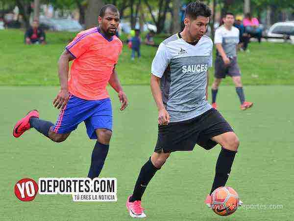 Pumas-Sauces-Liga Douglas futbol chicago