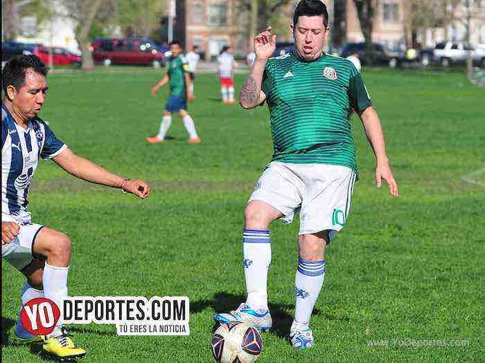 Ricardo Galvan Camaron-Douglas Boys-Deportivo Hidalgo-Liga Douglas