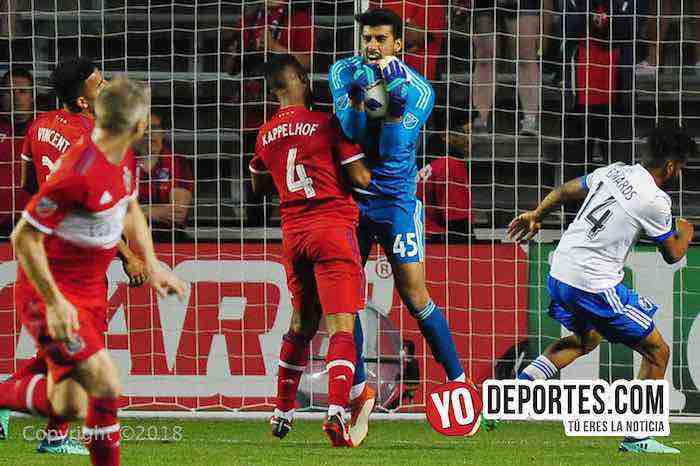 Richard Sanchez-Chicago Fire-Montreal Impact