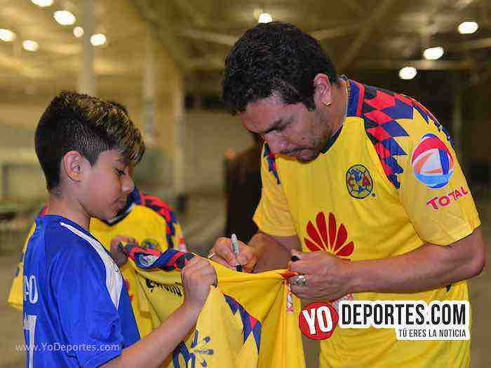 Salvador Cabanas-Liga San Francisco-indoor soccer