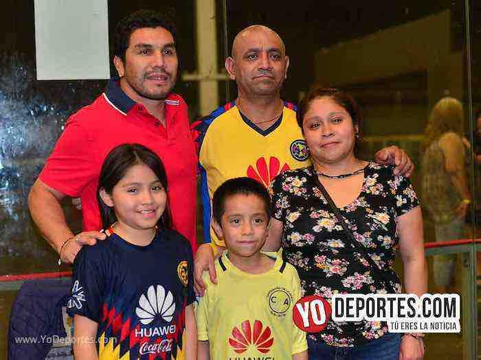 Salvador Cabanas-Liga San Francisco