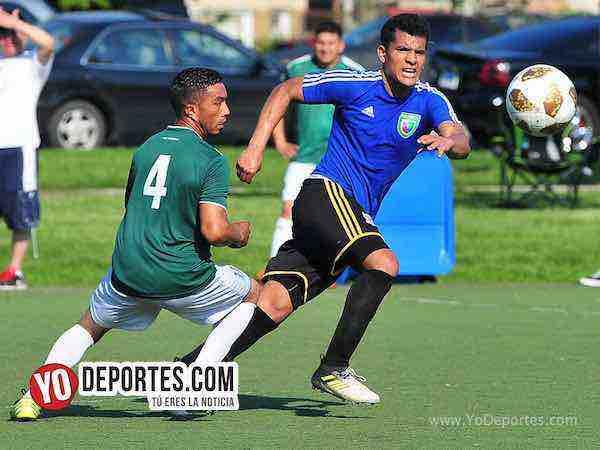 Valle FC le gana al campeón Douglas Boys y ya pelea el segundo lugar