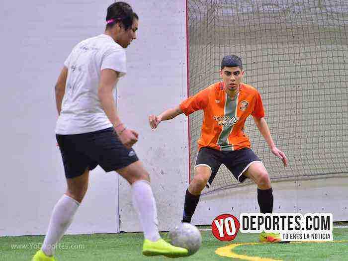 Zoologico-San Cristobal-Liga Latinoamericana futbol indoor