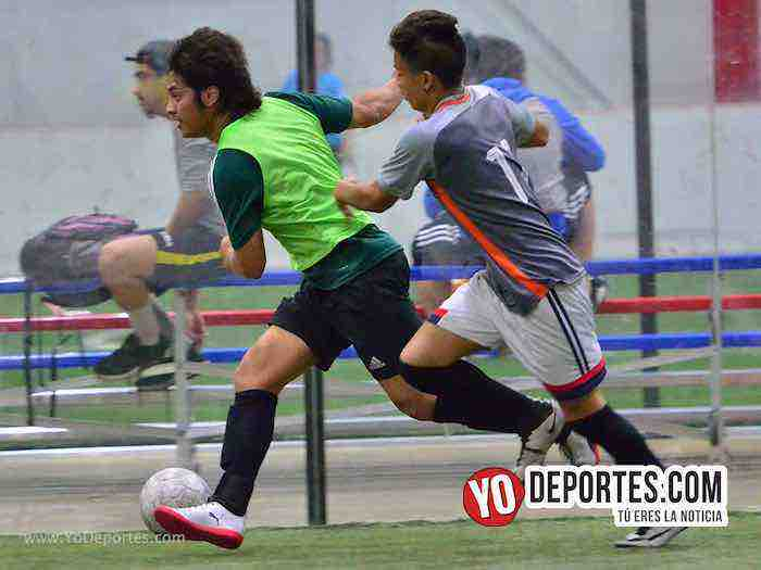 Zoologico-San Cristobal-Liga Latinoamericana indoor soccer