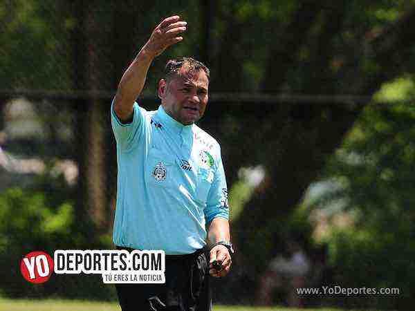 Arbitro Armando Ortega-Deportivo Hidalgo-Puebla-Liga 5 de Mayo