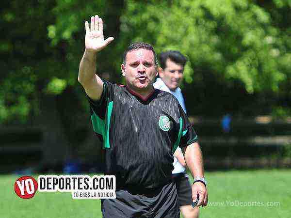 Arbitro David Rodriguez-Deportivo Maya-Challenger-Liga 5 de Mayo