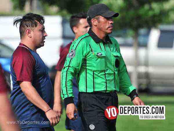 Arbitro Felipe Aguirre-Estrella Blanca-Misantla-Liga Douglas
