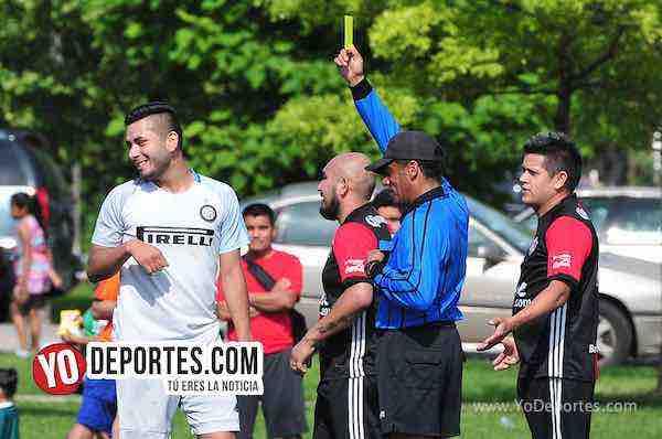 Arbitro Felipe Aguirre- Misantla-Deportivo De La Cruz-Liga Douglas