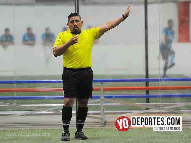 Arbitro Gio Gonzalez-Flash-Monaco-AKD Soccer League