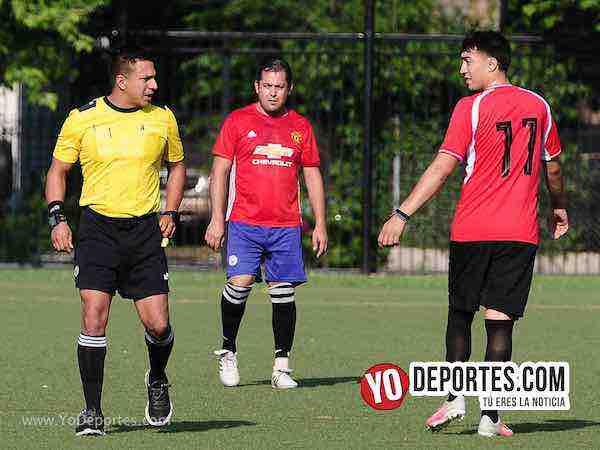 Arbitro Leo Zuniga-San Lazaro-Olimpia-Liga Latinoamericana-Alex Alvarez