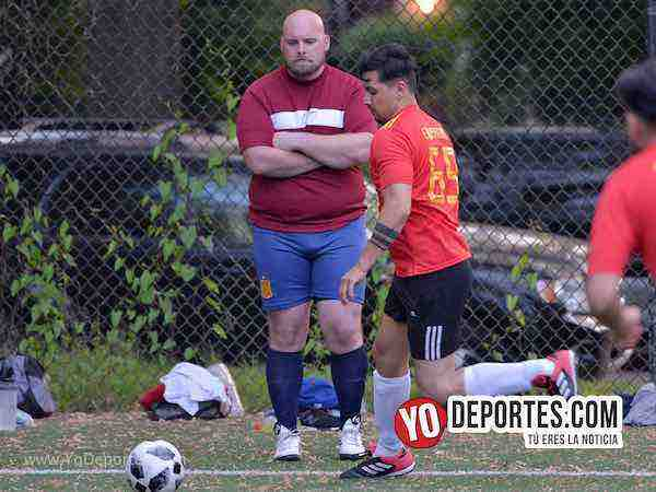 Brasil-Espana-World Cup-Illinois International Soccer League Chicago Mundialito