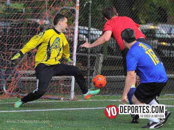 Brasil-USA-Illinois International Soccer-Mundialito Futbol Rogers Park