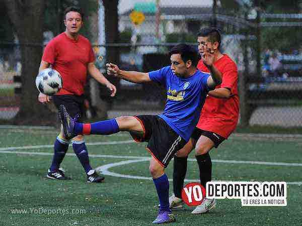 Brasil-USA-Illinois International Soccer-Mundialito Rogers Park Chicago