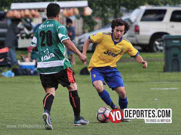 Cachorros-Pueblo Nuevo-Liga Latinoamericana Futbol en Chicago