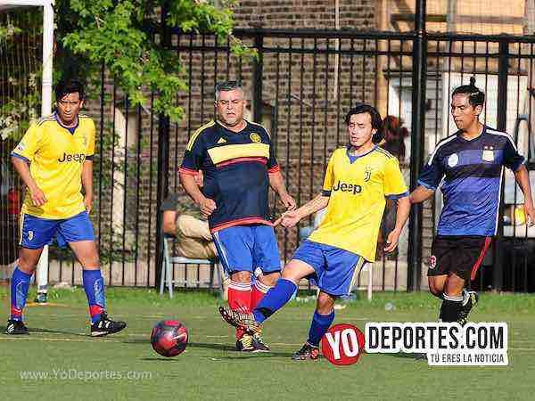 Cachorros-Tlachis-Liga Latinoamericana Futbol Gage Park Chicago