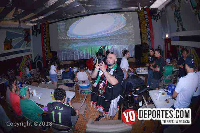 """""""Pero sigo siendo el Rey"""" México 1-0 Alemania en Chitown Futbol"""