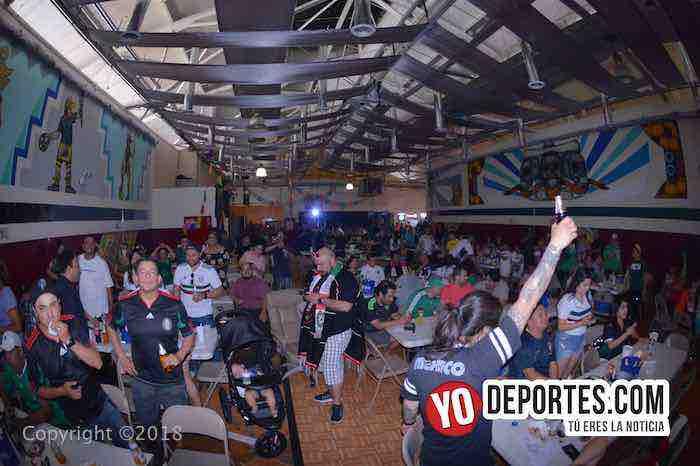 Chitown Futbol-Mexico-Alemania Mundial Pilsen Chicago