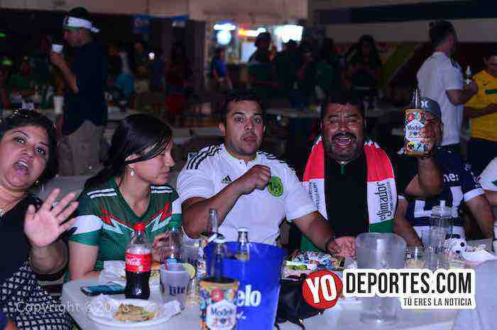 Chitown Futbol-Mexico-Alemania Mundial de Rusia