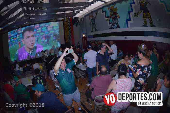 Chitown Futbol-Mexico-Alemania Pilsen Chicago