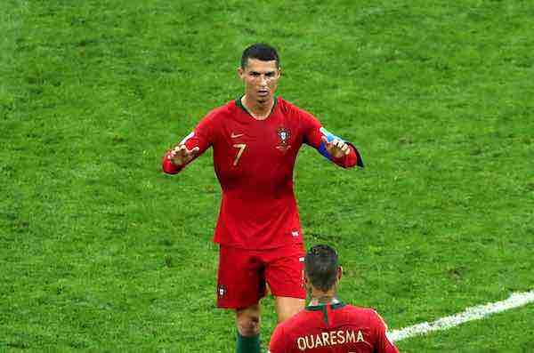 La noche que no olvidarán Cristiano Ronaldo, Diego Costa, Nacho y De Gea