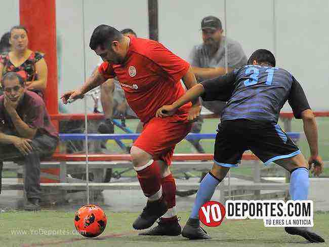 Cuervos-Back of the Yards-Liga Latinoamericana Chicago Indoor Soccer