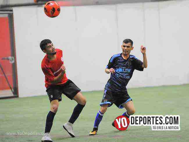 Cuervos-Back of the Yards-Liga Latinoamericana Soccer League Chicago