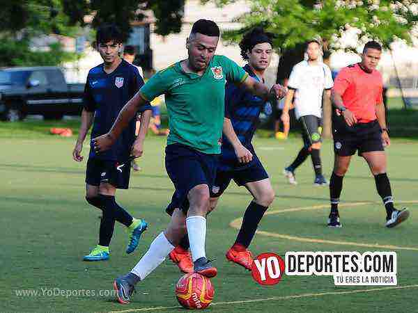 Deportivo 55-Coalcoman-Liga Latinoamericana Chicago Gage Park