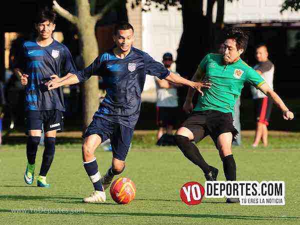 Deportivo 55-Coalcoman-Liga Latinoamericana Soccer League