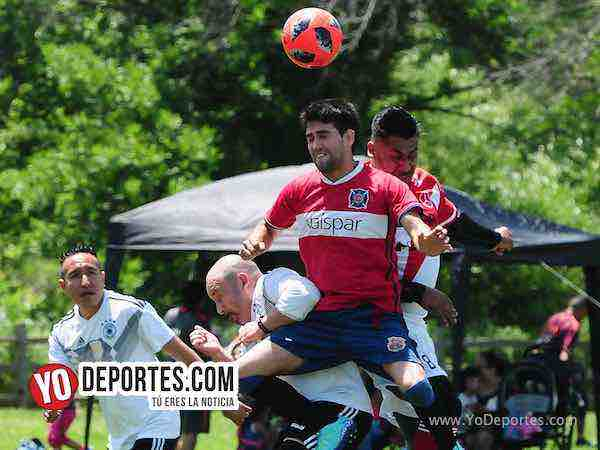 Deportivo Hidalgo-Puebla-Liga 5 de Mayo Futbol en Chicago