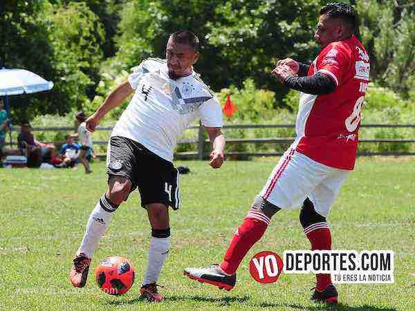 Deportivo Hidalgo-Puebla-Liga 5 de Mayo