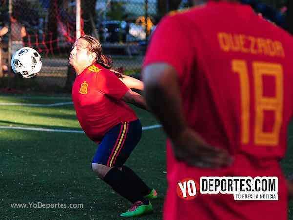 España se lleva goliza por parte de Estados Unidos en el Mundialito de Chicago