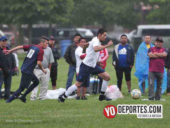 Estrella Blanca-Douglas Boys-Liga Douglas Ramon Antunez Chicago futbol