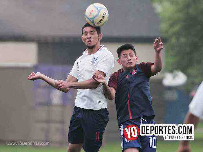 Estrella Blanca-Douglas Boys-Liga Douglas Soccer Chicago