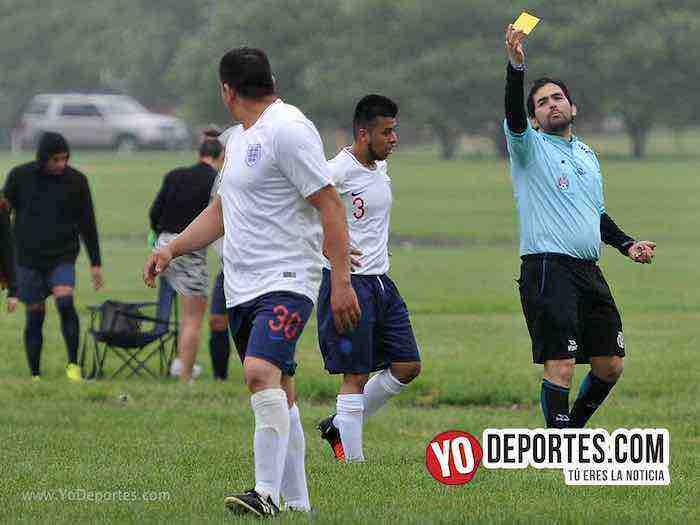 Estrella Blanca-Douglas Boys-Liga Douglas arbitro Alvaro Cortina