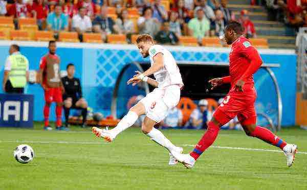Ben Youssef mete el gol 2.500 en la historia de la Copa del Mundo