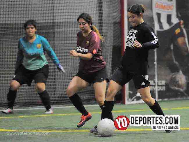 Flash-Monaco-AKD Soccer League Chicago Futbol Femenil