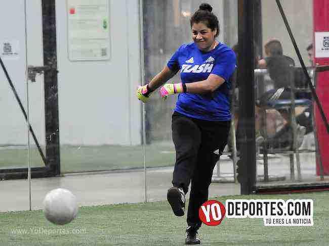 Flash-Monaco-AKD Soccer League Futbol Femenil