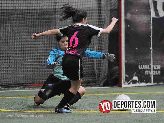Flash-Monaco-AKD Soccer League Priscila Rodriguez-