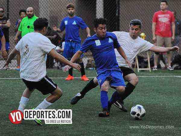 Guatemala-Brasil-Mundialito-Illinois International Soccer League Copa del Mundo