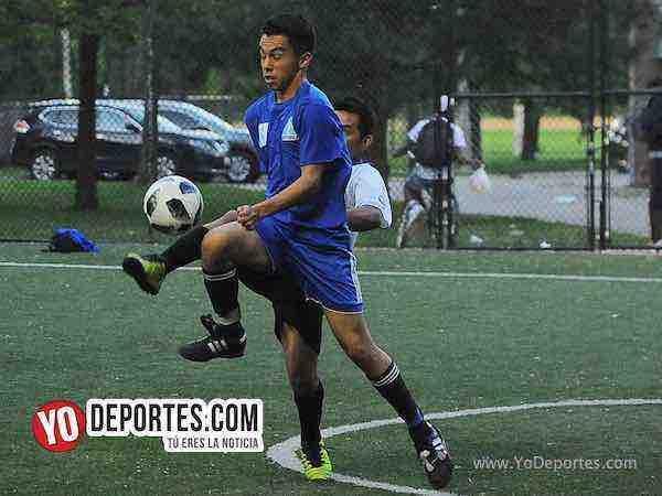 Guatemala-Brasil-Mundialito-Illinois International Soccer League futbol