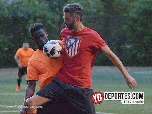 Guatemala-Estados Unidos-World Cup-Illinois International Soccer League Mundialito