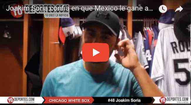 Joakim Soria confía en que México le gane a Brasil