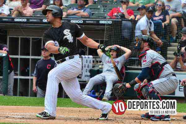 Jose Abreu-White Sox-Cleveland Indians