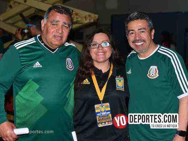 Jose Perez-Lucy Montano-Danny Solis-Mexico-Corea del Sur-Chitown Futbol-Mundial Rusia