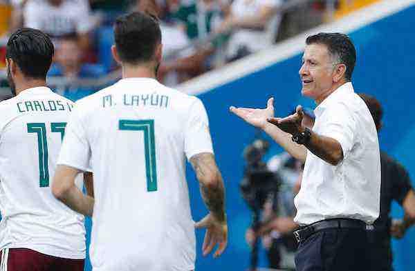 """Juan Carlos Osorio: """"Hay que mantener la humildad intacta"""""""
