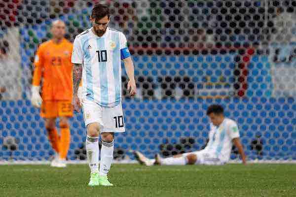 Leo Messi-Argentina-Croacia-Rusia Mundial-14317683