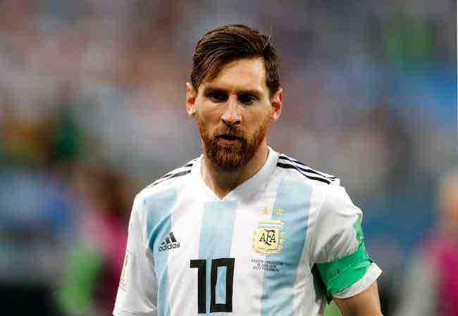 """Leo Messi: """"Sabía que Dios está con nosotros"""""""